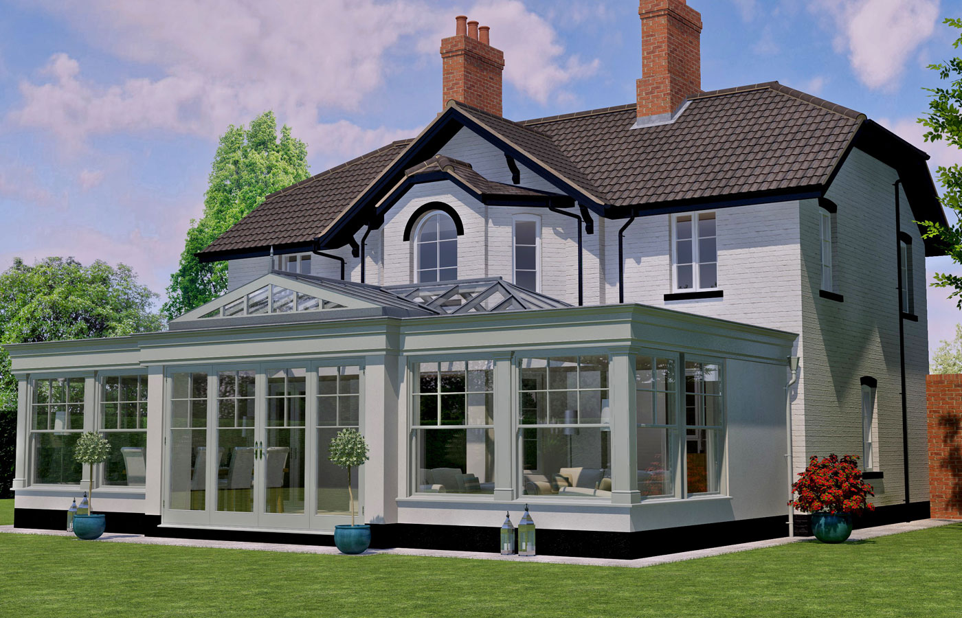 New Forest Conservatories